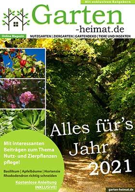garten-heimat.de Magazin Cover